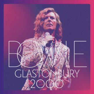 DAVID BOWIE Glastonbury 2002 BOX 3 LP