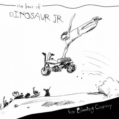 DINOSAUR JR. Ear Bleeding Country ~ The Best Of DLP Ristampa Limited
