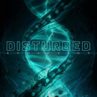 DISTURBED Evolution CD