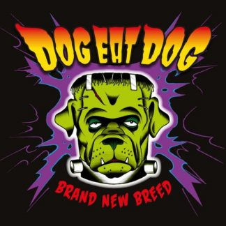 DOG EAT DOG Brand New Breed LP Limited Edition