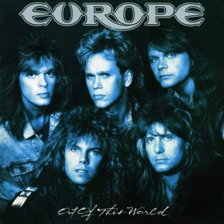 EUROPE Out Of This World CD Collector Edition