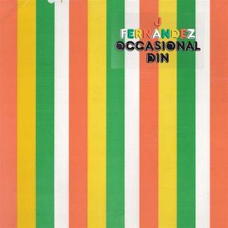 J FERNANDEZ Occasional Din LP Limited Edition