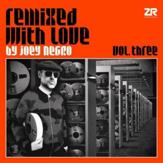JOEY NEGRO Remixed With Love Vol.3 2CD