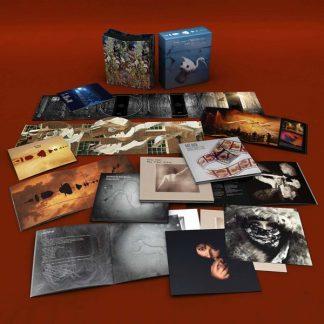 KATE BUSH Remastered  Part II BOX 5 CD