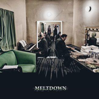 KING CRIMSON Meltdown - Live in Mexico BOX 3 CD + 1 BLURAY