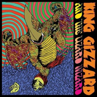 KING GIZZARD & LIZARD WIZARD Willoughby's Beach LP Ristampa Limited