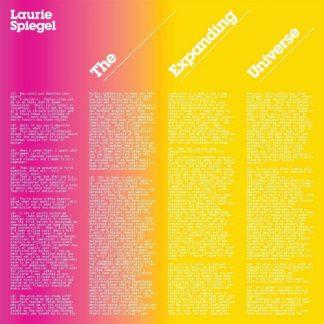 LAURIE SPIEGEL The Expanding Universe BOX 3 LP
