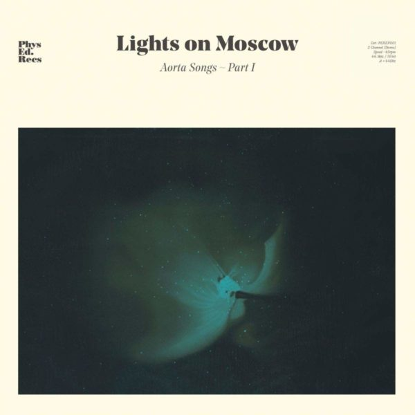 "LIGHTS ON MOSCOW Aorta Songs Part 2 12"" EP"
