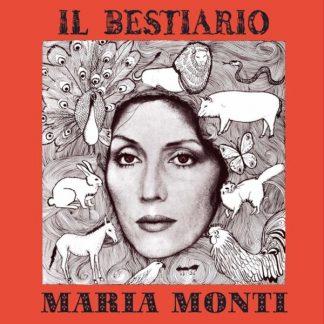 MARIA MONTI Il Bestiario LP
