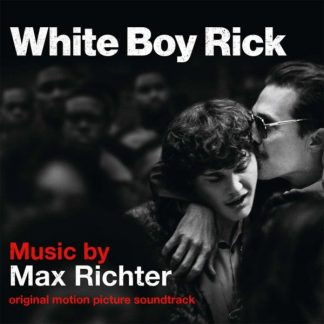 MAX RICHTER White Boy Rick (OST) CD