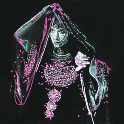MY BABY Mounaiki - By The Bright Of Night LP
