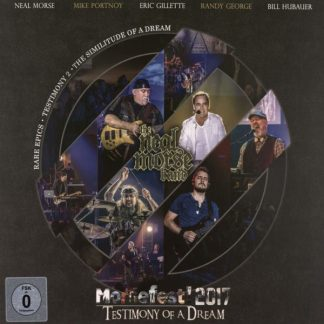 NEAL MORSE BAND Morsefest 2017: The Testimony Of A Dream BOX SET
