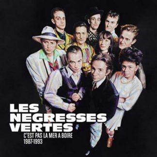 NEGRESSES VERTES C'est Pas La Mer A Boire 1987-1994 BOX SET 3 CD+DVD
