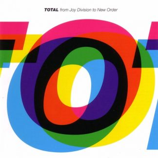 NEW ORDER & JOY DIVISION Total (From Joy Division To New Order) DLP