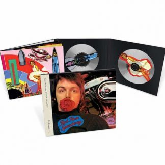 PAUL McCARTNEY & WINGS Red Rose Speedway 2CD