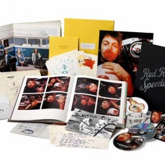 PAUL McCARTNEY & WINGS Red Rose Speedway BOXSET Super Deluxe