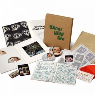 PAUL McCARTNEY & WINGS Wild Life BOXSET Super Deluxe