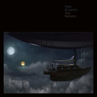 "PETER BRODERICK Two Balloons 10"" EP"