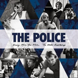 POLICE Every Move You Make: The Studio Recordings BOX 6LP Limited Edition