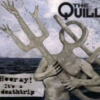 THE QUILL Hooray It's A Death Trip LP Limited Edition