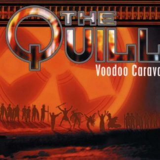 THE QUILL Voodoo Caravan LP Limited Edition