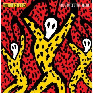 ROLLING STONES Voodoo Lounge Uncut BOX 2 CD+DVD