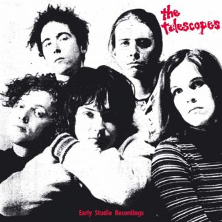 TELESCOPES Early Studio Recordings LP Limited Edition