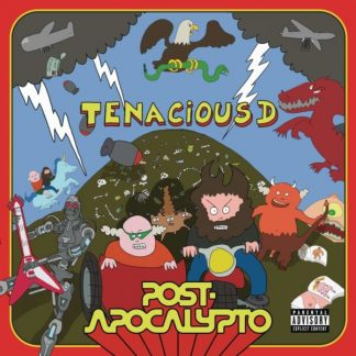 TENACIOUS D Post Apocalypto LP Limited Edition