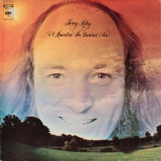 TERRY RILEY A Rainbow In Curved Air LP