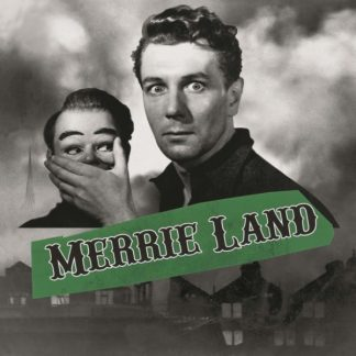 THE GOOD THE BAD & THE QUEEN Merrie Land CD Limited Edition
