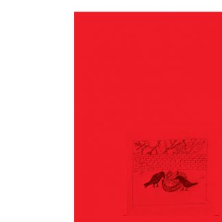 THOMAS BUSH Old And Red LP Limited Edition