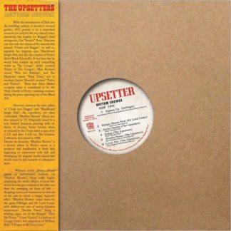 UPSETTERS Rhythm Shower LP