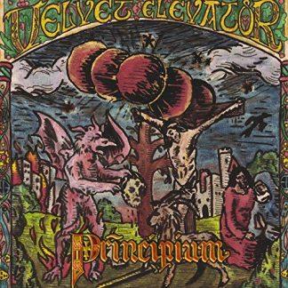 VELVET ELEVATOR Principium LP Limited Edition