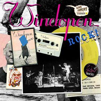 WINDOPEN Rock! LP