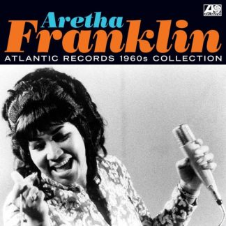 ARETHA FRANKLIN Atlantic Records 1960s Collection BOX 6 LP