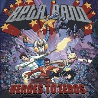 BETA BAND Heroes To Zeros LP Limited Edition