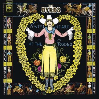 BYRDS Sweetheart Of The Rodeo BOX 4 LP