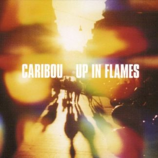 CARIBOU Up In Flames LP Limited Edition
