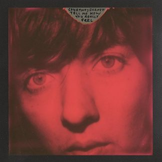 COURTNEY BARNETT Tell Me How You Really Feel LP Limited Edition