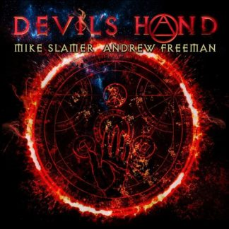 DEVIL'S HAND (ft. Mike Slamer & Andrew Freeman) Devil's Hand CD