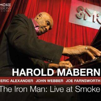 HAROLD MABERN The Iron Man Live At Smoke 2CD