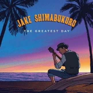 JAKE SHIMABUKURO The Greatest Day DLP Limited Edition