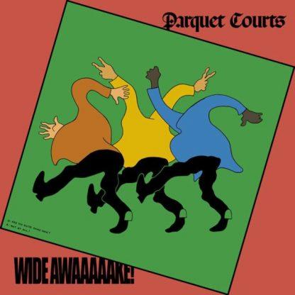 PARQUET COURTS Wide Awake LP Limited Edition