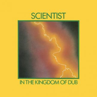 SCIENTIST In The Kingdom Of Dub LP