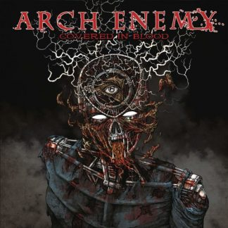 ARCH ENEMY Covered In Blood DLP Limited Edition