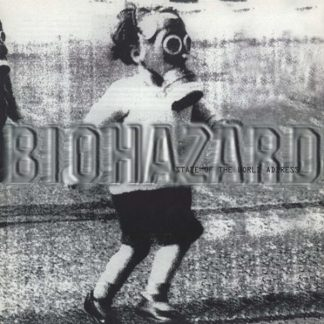 BIOHAZARD State Of The World Address LP