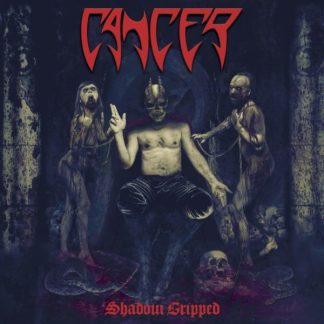 CANCER Shadow Gripped LP Limited Edition