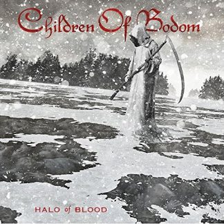 CHILDREN OF BODOM Halo Of Blood LP Limited Edition