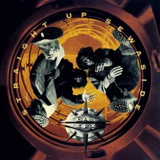DAS EFX Straight Up Sewaside LP Limited Edition