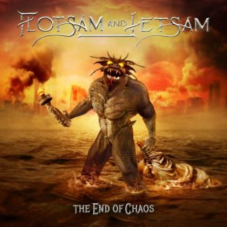 FLOTSAM AND JETSAM The End Of Chaos LP Limited Edition Picture Disc